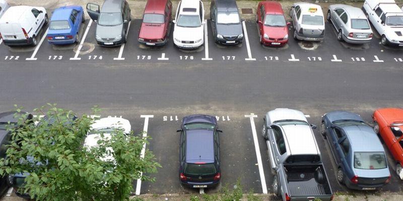 Sistem informatic de gestiune a locurilor de parcare