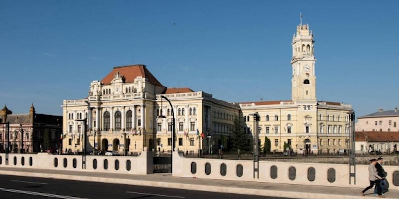 Încălzire cu apă geotermală la Oradea