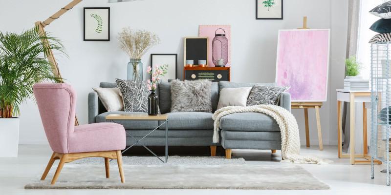 mobilier și decorațiuni interioare