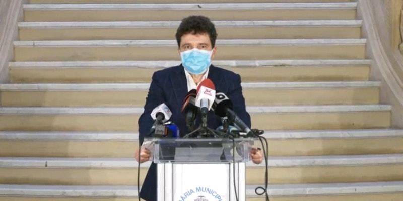 VIDEO Nicușor Dan promite un call-center funcțional la Termoenergetica