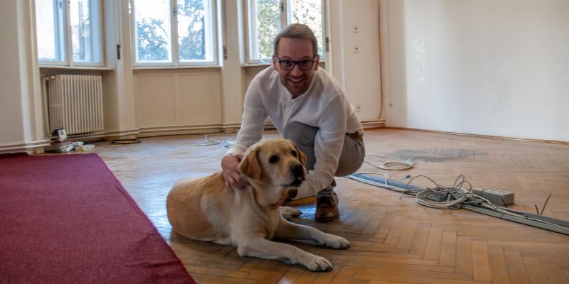Primarul Timișoarei anunță că va abroga o hotărâre care obliga proprietarii de animale să ceară acordul vecinilor