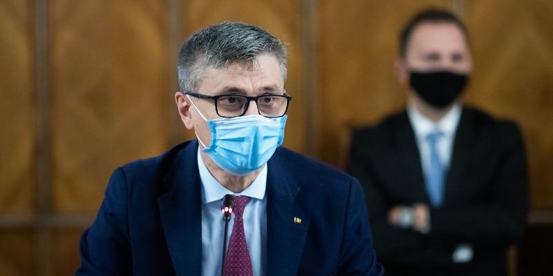 Virgil Popescu: Nu vor fi probleme cu energia electrică și gazele naturale în zilele geroase